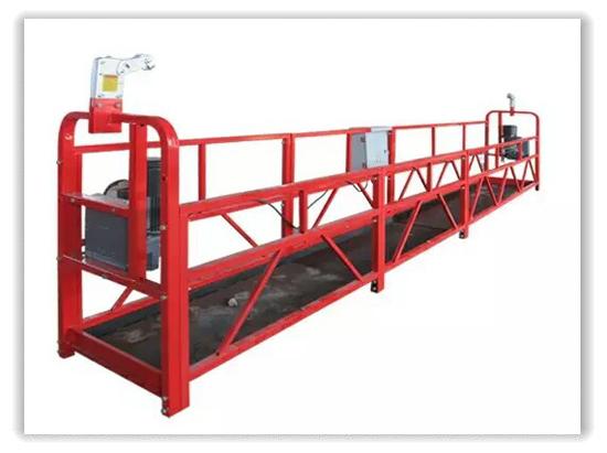 ZLP500静电喷塑吊篮