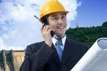 Construction company manager li